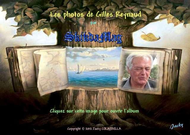 Cliquez pour ouvrir l'album de Gilles
