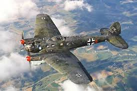 Avion Stuka allemand